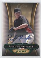 Brooks Pounders /25