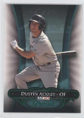 2010 TRISTAR Pursuit - [Base] - Green #1 - Dustin Ackley /25