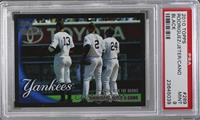 New York Yankees Team, Alex Rodriguez, Derek Jeter, Robinson Cano /59 [PSA&nbsp…