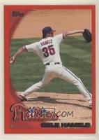 Cole Hamels #/299
