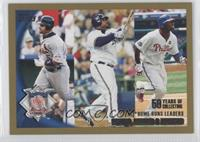 Albert Pujols, Prince Fielder, Ryan Howard /2010