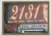 Baltimore Orioles Team #/2,010