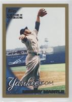 Mickey Mantle #/2,010