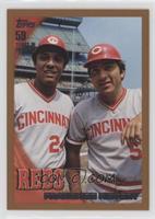 Tony Perez, Johnny Bench /399