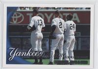 Alex Rodriguez, Derek Jeter, Robinson Cano