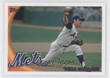 2010 Topps - [Base] #377.2 - Tom Seaver (Legend)