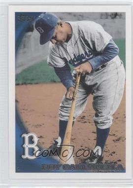 2010 Topps - [Base] #489.2 - Roy Campanella (Legend)