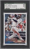 Jason Heyward [SGC 98 GEM 10]