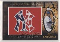 CC Sabathia /99