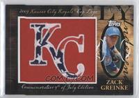Zack Greinke /99