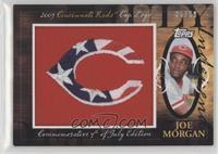 Joe Morgan #/99