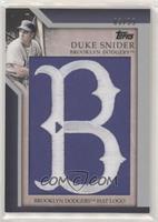 Duke Snider #/99