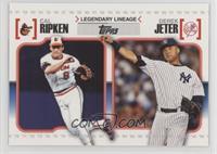 Cal Ripken Jr., Derek Jeter