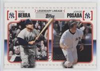 Yogi Berra, Jorge Posada
