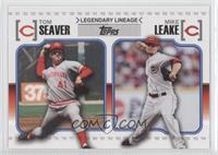 Tom Seaver, Mike Leake