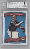 Buster Posey /99 [BGS 8 NM‑MT]