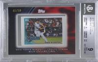 Mike Stanton [BGS9MINT] #/50