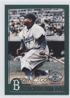 2010 Topps - Vintage Legends Collection #VLC39 - Roy Campanella