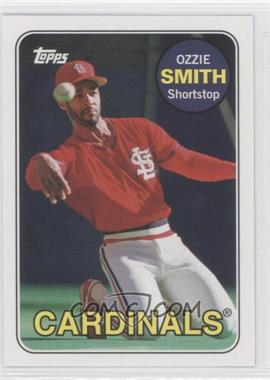 2010 Topps - Vintage Legends Collection #VLC9 - Ozzie Smith