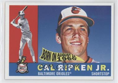 2010 Topps 1960 Design - National Convention [Base] #575 - Cal Ripken Jr.
