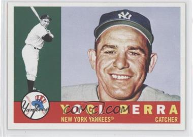 2010 Topps 1960 Design - National Convention [Base] #576 - Yogi Berra