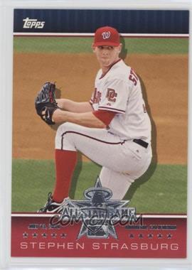 2010 Topps All-Star FanFest - [Base] #WR-6 - Stephen Strasburg