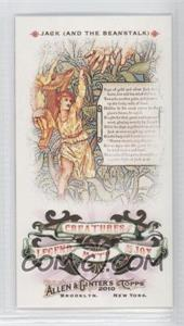 2010 Topps Allen & Ginter's - Creatures of Legend, Myth & Joy Minis #CLMJ7 - Jack (and the beanstalk)