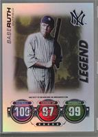 Legend - Babe Ruth (Socks Not Visible)