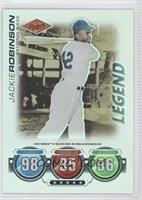 Legend - Jackie Robinson (Number Visible)