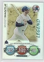 Legend - Mickey Mantle (Logo on Front Not Visible)