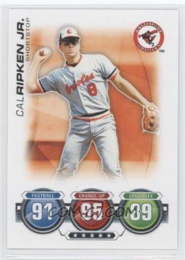 2010 Topps Attax - Battle of the Ages #CARJ - Cal Ripken Jr.