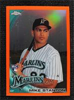 Giancarlo Stanton (Called Mike on Card) [Noted]