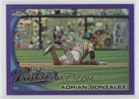 Adrian Gonzalez #/599