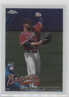 2010 Topps Chrome - [Base] #174 - Jason Heyward