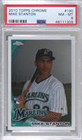 Giancarlo Stanton (Mike on Card) [PSA 8 NM‑MT]