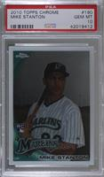 Giancarlo Stanton (Mike on Card) [PSA 10 GEM MT]