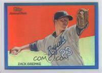 Zack Greinke /199