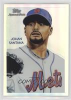 Johan Santana #/499