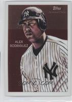 Alex Rodriguez /999