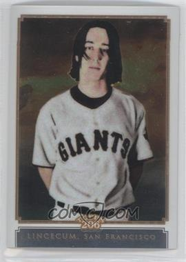 2010 Topps Chrome - Topps 206 Chrome #TC46 - Tim Lincecum /999