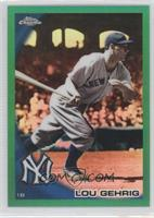 Lou Gehrig /599