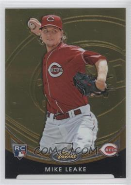 2010 Topps Finest - Rookie Redemption - Gold Refractor #FFR-4 - Mike Leake /50