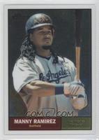 Manny Ramirez #/1,961