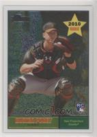 Buster Posey #/1,961