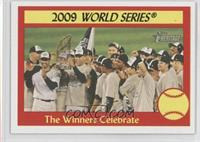 2009 World Series - The Winners Celebrate