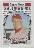 Charlie Manuel