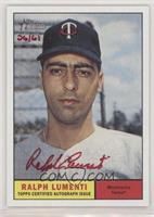Ralph Lumenti #/61
