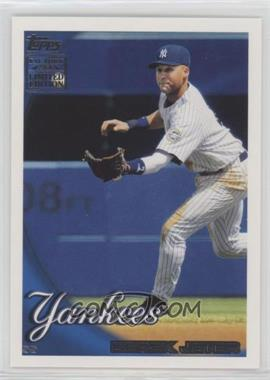2010 Topps Limited Edition - Factory Set [Base] #RS4 - Derek Jeter