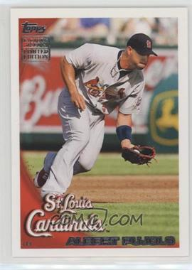 2010 Topps Limited Edition - Factory Set [Base] #RS5 - Albert Pujols