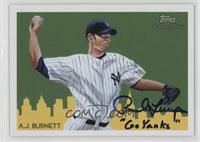 A.J. Burnett (Paul Lempa) /10